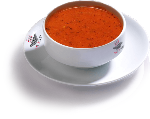 rotelinsensuppe