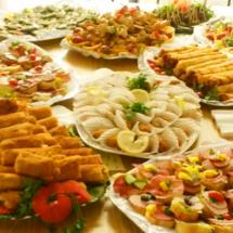 catering-tisch